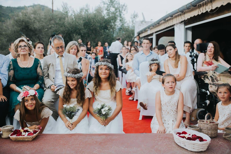ceremony in spain